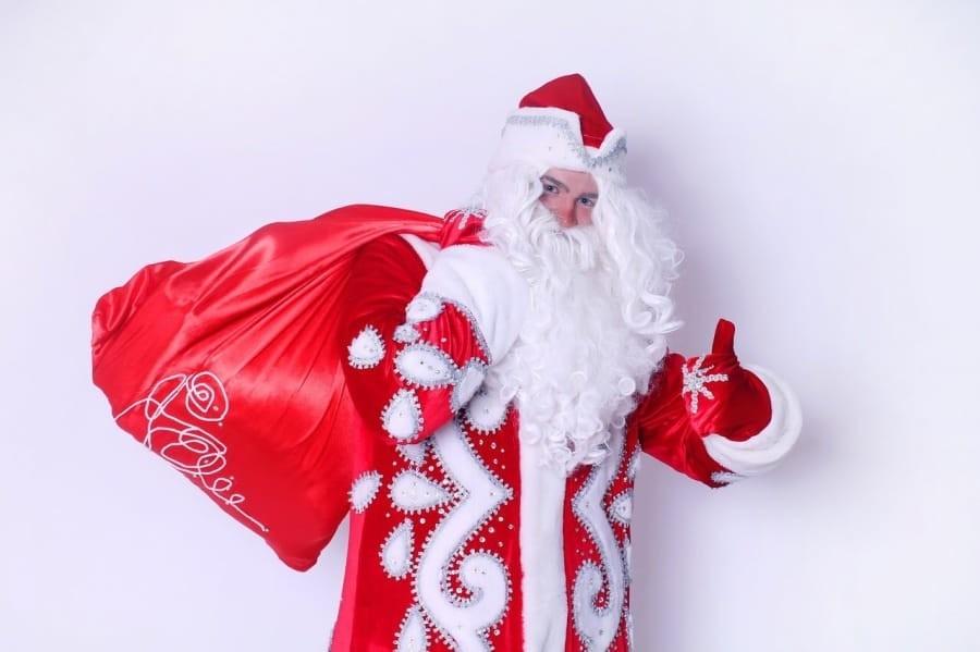 Дед Мороз в Челябинске