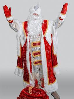 Костюм Деда Мороза Королевский в Челябинске