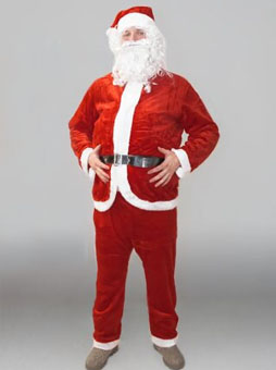Санта Клаус эконом в Челябинске